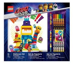 <b>LEGO</b> канцелярский <b>набор</b> для рисования Movie 2 Duplo (52305 ...