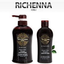 [<b>Richenna</b>] <b>Gold Henna Clinic</b> Shampoo 500ml + 200ml $35.00 3 sold