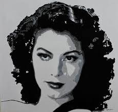 Ava Gardner Jose Luis Lazaro Ferre - Artelista.com - 8454154790514864