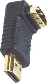 BW3336, <b>Адаптер угловой HDMI</b> розетка / <b>HDMI</b> вилка | купить в ...