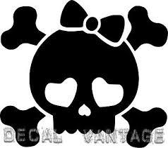 PRETTY IN PINK DANGEROUS IN CAMO VINYL DECAL <b>DEER</b> ...