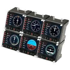 Buy Now   <b>Logitech G</b> Flight Simulator <b>Aircraft Instrument</b> Panel ...