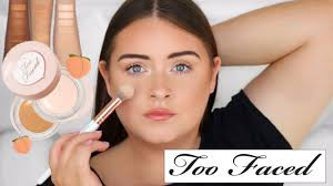 <b>Too Faced</b> Peach Perfect Instant Coverage Concealer Review ...