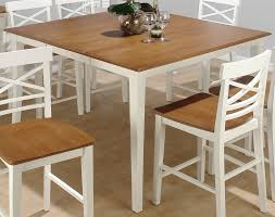 tone wooden dining room