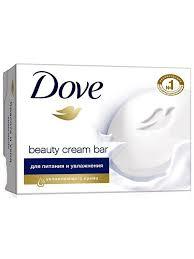 Dove мыло-крем <b>Красота и Уход</b> 135г | Хозяйка