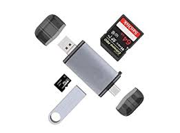 Brand Conquer <b>SD</b> Card Reader <b>USB Type C</b>, <b>USB</b> 3.0 and Micro ...