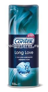 <b>Гель</b>-<b>смазка CONTEX Long</b> Love продлевающая 100мл в ...
