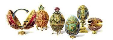 Resultado de imagen de huevos de faberge