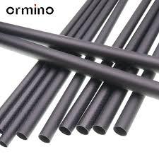 <b>3K Carbon Fiber</b> Tube pipe <b>carbon fiber</b> rod Drone kit 18mm 20mm ...