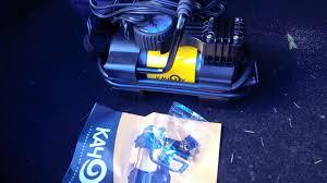 Обзор от покупателя на <b>Автомобильный компрессор КАЧОК</b> К90 ...