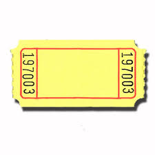raffle ticket clip art clipartfest blank ticket png clipart