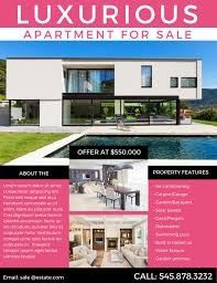 the best real estate flyer for all realty companies real estate flyer 28