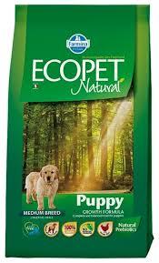 <b>Корм</b> для щенков <b>Farmina Ecopet</b> 12 кг (для средн... — купить по ...