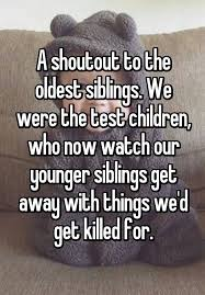 Image result for eldest and youngest siblings gif