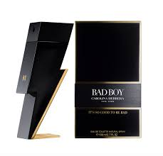 Puig introduces new <b>Carolina Herrera</b> masculine scent <b>Bad Boy</b> ...