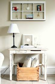 beach style decorating family room shabby chic style with white wood side table wall decor chic family room decorating ideas