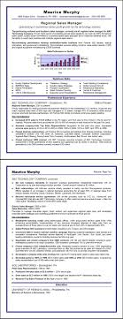Resume Writing Strategy  Maurice     s sales accomplishments     ResumePower