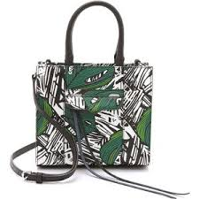 Rebecca Minkoff Mini Mab Tote - Jungle Print | Сумки