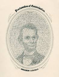 lincoln the north and the question of emancipation digital image of proclamation of emancipation abraham lincoln