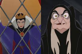 Image result for picture of evil queen of snow white