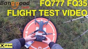FQ777 <b>FQ35</b> FPV <b>Quadcopter Drone</b> Flight Test Video - YouTube