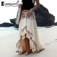 <b>Long Skirt</b> Cotton Boho Australia