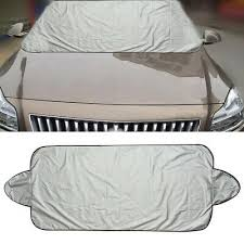 <b>1pc Car Windshield Cover</b> Sun Shade Protector Winter Snow Ice ...