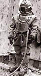 Image result for diver dan diving suit