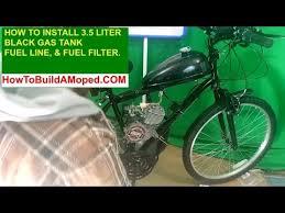 black gas tank fuel