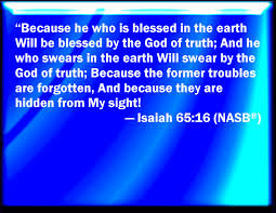 Image result for ISAIAH CH. 65