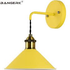 Nordic <b>Loft</b> Indoor <b>Modern Wall Lamp</b> Sconce LED Bedside Wall ...