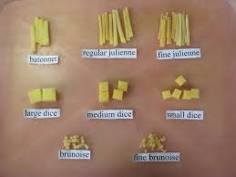 knife skills do you have any com to dice is to cut an item into cubes the techniques described here are the
