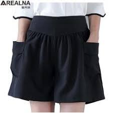 Summer 2018 <b>Women Shorts</b> Skirts Plus Size <b>S</b> - <b>5XL Women's</b> Mini ...