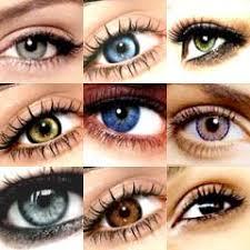 Цвет очаровательных  глаз