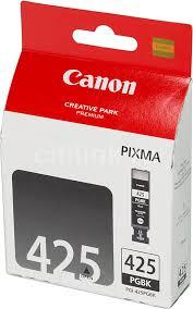 Купить Картридж <b>CANON PGI-425PGBK</b>, <b>черный</b> в интернет ...