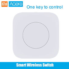 <b>Xiaomi Mijia</b> Aqara <b>Smart</b> Wireless <b>Switch Smart</b> Remote One Key ...