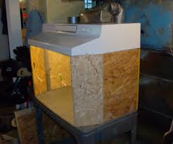 building a small fume hood for stinky projects all
