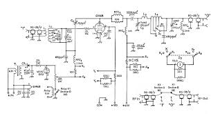 the aa v b amplifier   amplifier schematic diagrams and    schematic diagram