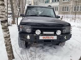 Купить б/у Land Rover Discovery II 2.5d AT (138 л.с.) 4WD дизель ...