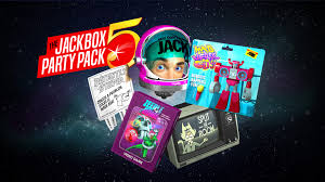 The Jackbox Party Pack <b>5</b>/Nintendo Switch/eShop Download