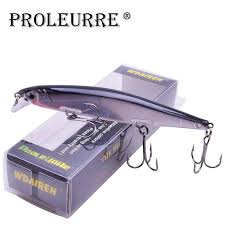 <b>1pcs</b> 9cm 7.3g Luminous <b>Floating</b> Laser <b>Minnow</b> Hard Fishing Lures ...