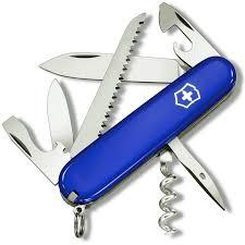 <b>Нож перочинный Victorinox Camper</b> - Синий (1.3613.2R) – купить ...