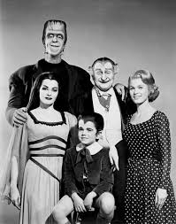 have a happy haunted halloween the munsters my family and family tv always liked them better than the addams family tv show