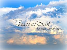 Image result for image of christ peace