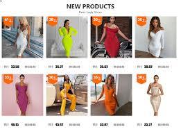 <b>Deer Lady</b> Summer <b>Bandage Dresses</b> 2019 New Arrivals Pink ...