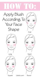 face shape oval long heart square and round hope this helps for s like me either if you