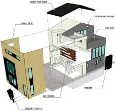 MODERN JAPANESE HOUSE PLANS Â  Home Plans  amp  Home DesignModern House Plans  Contemporary House Plans  Free House Plans