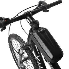 <b>Bicycle</b> Front Tube Bag <b>EVA Hard Shell</b> Waterproof <b>Bicycle</b> Top ...