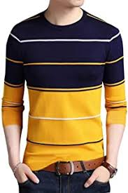 Long Sleeve - T-Shirts & Polos / Men: Clothing ... - Amazon.in