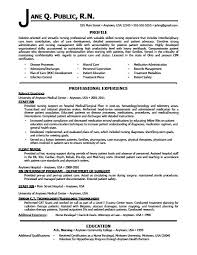 nursing resume objective - Ersum Nursing Resume Objective
